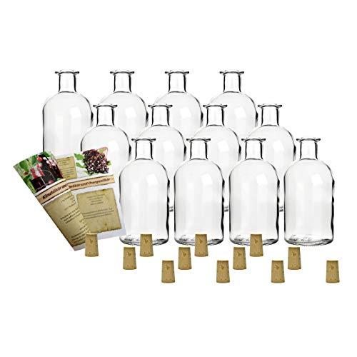 Kräuteröl selber machen - die passenden Flaschen
