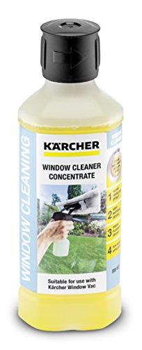 Krcher Glasreiniger-Konzentrat RM 503 (Volumen: 0,5 l, streifenfreie Reinigung von Glas, Fenster, Spiegel und Duschkabinen)