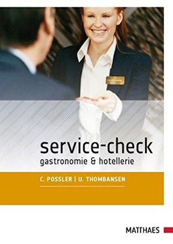 Service-Check: Gastronomie & Hotellerie