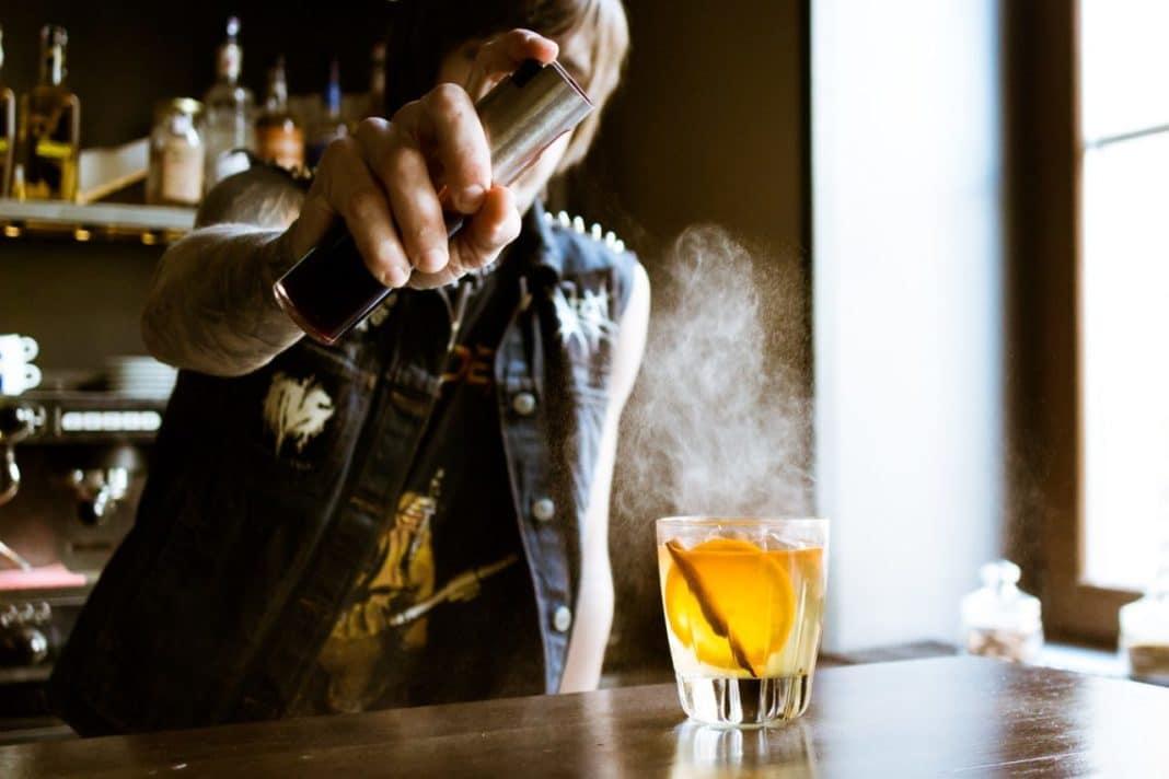whisky trinken