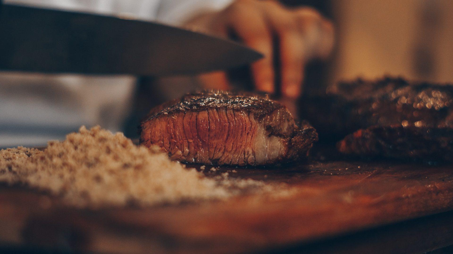 garstufen beim fleisch