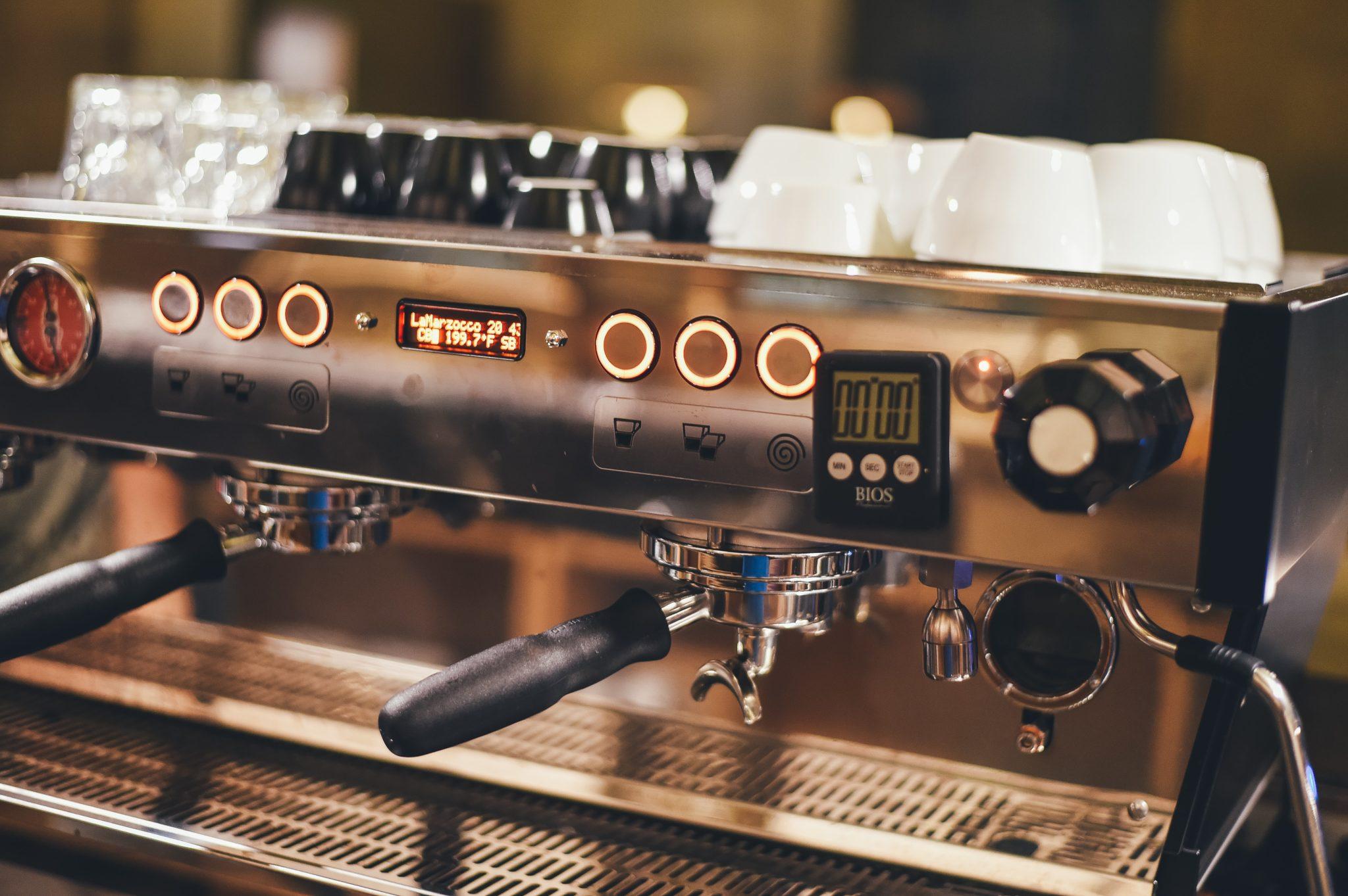 Kaffeemaschine reinigen