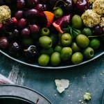 Mittelmeerküche Obst Gemüse